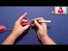 Learn How to Half Double Crochet with Marly Bird Marly Bird demonstrates how to make the half double crochet into a chain and into a stitch. For more of the Beginner Basics Crochet Series click here: https:...