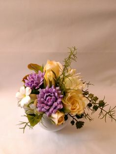 Cold Porcelain by Natasha Waldron Cold Porcelain, Floral Wreath, Vase, Wreaths, Home Decor, Floral Crown, Decoration Home, Door Wreaths, Room Decor