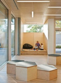 Crèche, Kindergarten and Childcare Centre in Vienna | DETAIL inspiration