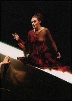 Parsifal, Waltraud Meier, Kundry, 93 (Berlin?) Singer Costumes, Classically Trained, Losing Faith, Finding God, Opera Singers, Pop Rocks, Conductors, Demi Lovato, Classical Music