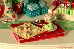 Miniature Christmas Cookies