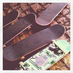 board... Never!