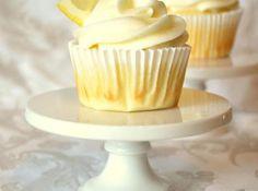 Limoncello Cupcakes Recipe