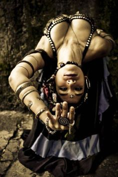 Tribal Fusion Belly Dance