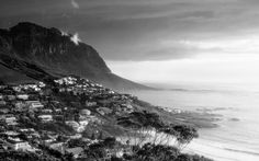 black and white photography places | Cape Town Tourists places Black and white ...