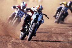 Dirttrack Racing, Scottie Parker Nat'l No. 1, 9x