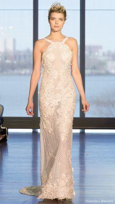 fa8a7afbc6d Francesca Miranda Spring 2017 Wedding Dresses
