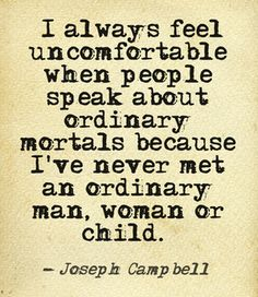 Joseph Campbell is always right