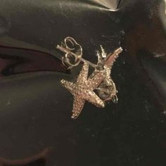 Sterling Silver Starfish Stud Earrings - Mercari: Anyone can buy & sell