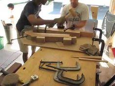 apuntes sobre curvado de madera y de carpinteria