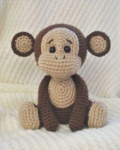 Free Crochet Monkey Pattern Naughty Monkey Amigurumi Pattern Amigurumi Crochet Patterns Free Crochet Monkey Pattern Heart Sew Cheeky Little Monkey Free Crochet Amigurumi Pattern. Crochet Monkey Pattern, Cute Crochet, Crochet Crafts, Crochet Dolls, Crochet Baby, Crochet Projects, Scarf Crochet, Amigurumi Doll, Amigurumi Patterns