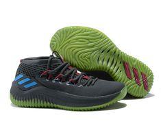 detailed look 5e4eb ea603 Mens adidas Dame 4 Basketball Shoes,whatsapp+8613950728298