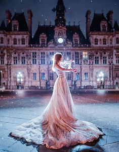 This Photographer Brings Fairytales to Life With Photos of Gorgeous Dresses and Stunning Landscapes Fantasy Photography, Girl Photography, Fashion Photography, Outfits Quotes, Fairytale Dress, Princess Aesthetic, Aesthetic Girl, Fantasy Dress, Dream Dress