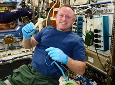 """""""Emailing"""" Hardware To Space  - 3d Printing tools on the ISS"""