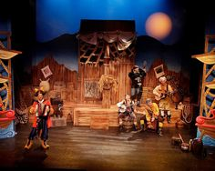 Mayflower Productions have just released a smashing set of production photos of the new Here Be Monsters stage show created by Robin Be. Stage Show, Scribble, Monsters, Photos, Pictures, Street, News, Illustration, Doodles