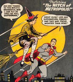 Superman's Girlfriend Lois Lane #1 (1958)