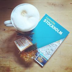 Du Québec à Stockholm cet été! Trop hâté! Merci #Gallimard #twt by moimessouliers