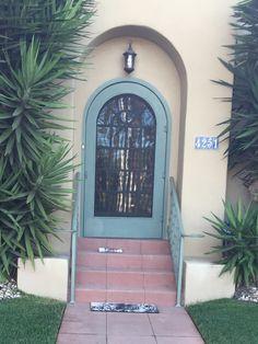 Arched Front Door, Teddy Bear, Doors, Teddy Bears, Gate