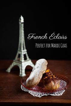 French Éclairs   Recipe