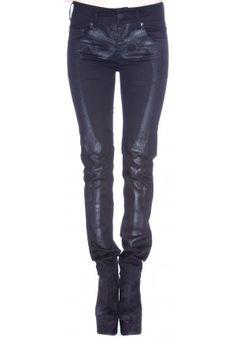 Skelebone Jeans - #black #style #fashion