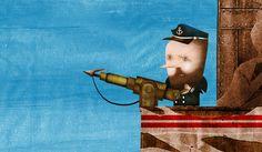 Moby Dick (Alessandro Corrêa) O velho capitão de um pequeno navio segue em busca de sua amada. Premiadíssimo curta nacional de Alessandro Corrêa & Davidson Lopes.  Assista! http://ilustracaodeideias.com.br/animacao/moby-dick-alessandro-correa/ #AlessandroCorrea #Animacao #Animation #DavidsonLopes #IlustracaodeIdeias #MarkosMugen #MobyDick