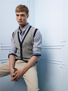 Lookbook Men SS13 - Look 8 By Shanghai Tang