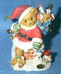 CHERISHED TEDDIES KRIS.  I think I have this.