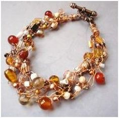 here are the best bits of information, free tips, tutorial links and technique resources from The Beading Gem's Journal, a different kind of jewelry blog.