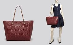 Tory Burch Tote - Fleming East/West