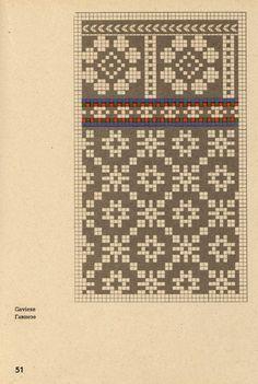 Fair Isle Knitting Patterns, Knitting Charts, Sweater Knitting Patterns, Knitting Stitches, Knitting Designs, Knitting Socks, Mittens Pattern, Knit Mittens, Cross Stitch Designs
