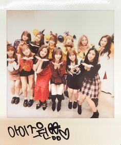 Yu Jin, Japanese Girl Group, First Halloween, The Wiz, Suki, Kpop, Polaroids