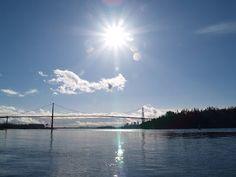 Lionsgate Bridge, British Columbia - Vancouver