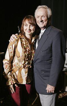 Mel Tillis and daughter Pam Tillis    Pam Opened up for Alan Jackson  December 1995
