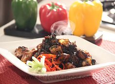 Adraki Chilli Chicken