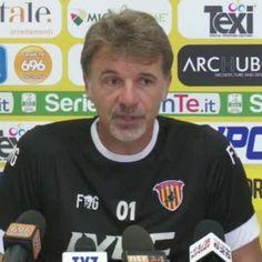 """Benevento, Baroni:  """"Ci godiamo la festa. Cragno? Gli chiedevo di giocare come Reina"""""""