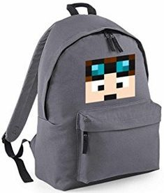 10+ OUTCLASS MINECRAFT BACKPACK IN 8-BIT STYLE f820b5b9d5c6a