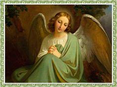Glorioso Ángel de la Guarda, mi bello ser Celestial, espíritu puro y bienaventurado que con tu luz divina y tu constante presenc...
