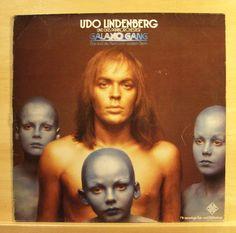 UDO LINDENBERG Galaxo Gang - Vinyl LP Ich bin Rocker Bodo Ballermann Radio Song