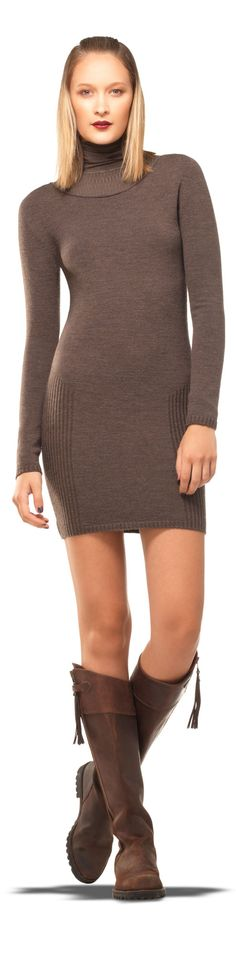 Knit Dress women fashion outfit clothing style apparel @roressclothes closet ideas