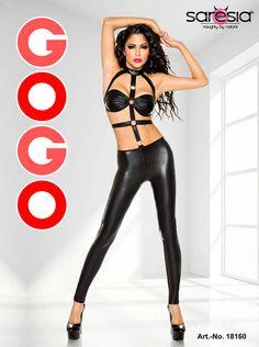 sexy Fashion im Gogo-Style