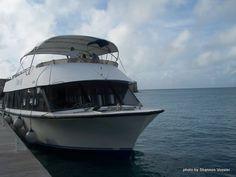 Sightseeing boat, Bermuda, June 2009