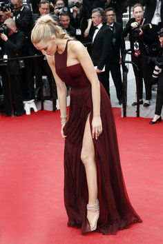 Blake Lively Wins The Red Carpet At The 67th Cannes Film Festival