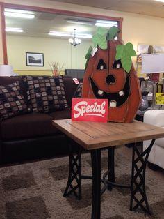 Specials happening now! Furniture Depot, Shit Happens, Fall, Autumn