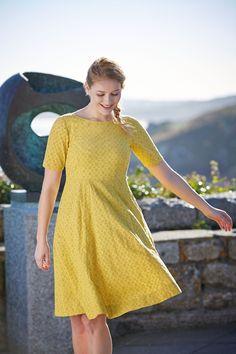 Kekezna Dress in Broderie Anglaise | Seasalt Cornwall