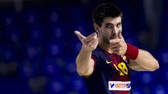 El Barça Intersport ha assolit la tercera victòria de la temporada / FOTO: ÁLEX CAPARRÓS-FCB