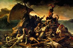 15 Things You Should Know About 'The Raft of the Medusa' | Mental Floss