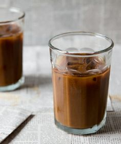 5 Iced Coffee Hacks To Improve Your (Steamy) Summer Mornings! #Refinery29 @IceCubeChd   Ingredients available at Ice Cube #Chandigarh