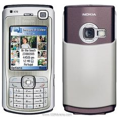 """Nokia - My first """"smartphone"""". It had """"full internet"""" on it. Great specs, Symbian OS made it very slow. Nokia N Series, Mobiles, Nokia 1, Smartphone, Geek Tech, Old Phone, High Resolution Picture, Gadgets, Thoughts"""