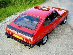 Capri 2.8i | 1984 Capri 2.8 injection | dean H | Flickr