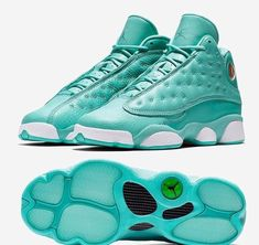 5e69db182ca Air Jordan 13 Singles Day What Is Love Size 7Y 888165-322 NIKE RECEIPT  INCLUDED